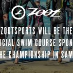 Zootsports is the OFFICIAL SWIM COURSE SPONSOR for THE CHAMPIONSHIP
